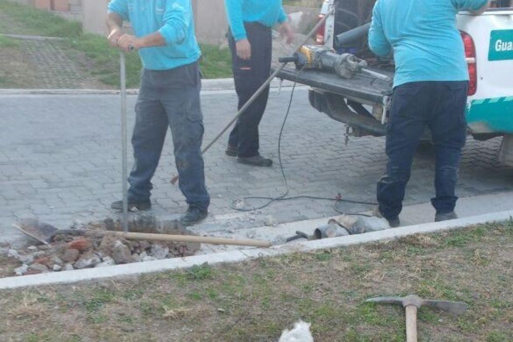 Denunciarían a la Coopi por abrir las válvulas de la Cooperativa San Roque