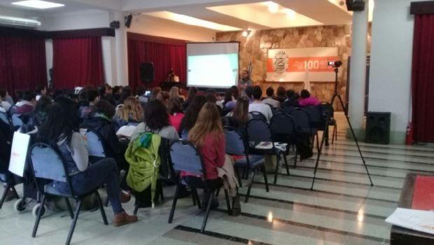 Arrancó el congreso internacional de danza clásica en Carlos Paz