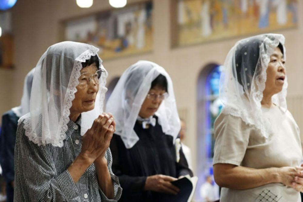 A 72 años de la bomba atómica en Nagasaki