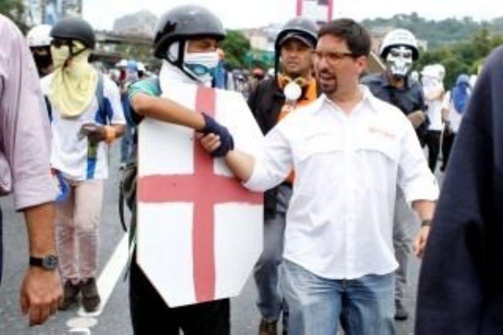 Venezuela: Terroristas travestidos en demócratas
