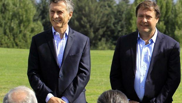 Macri recibe a los gobernadores de Chubut y Río Negro