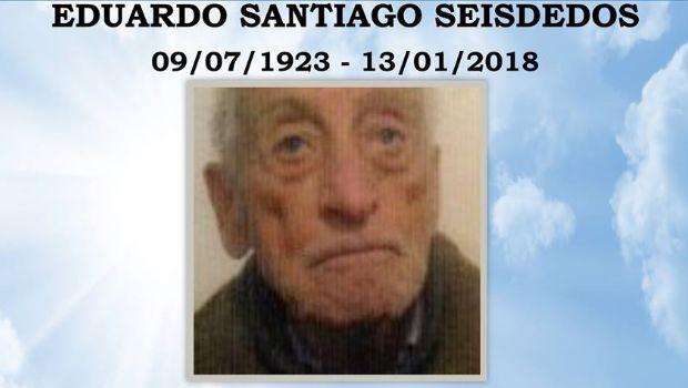 Dolor: Murió el vecino carlospacense Eduardo Seisdedos