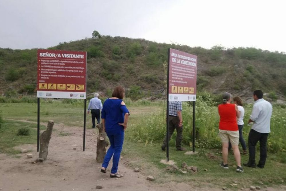 Habrá guardaparques en la Reserva Natural Río Yuspe