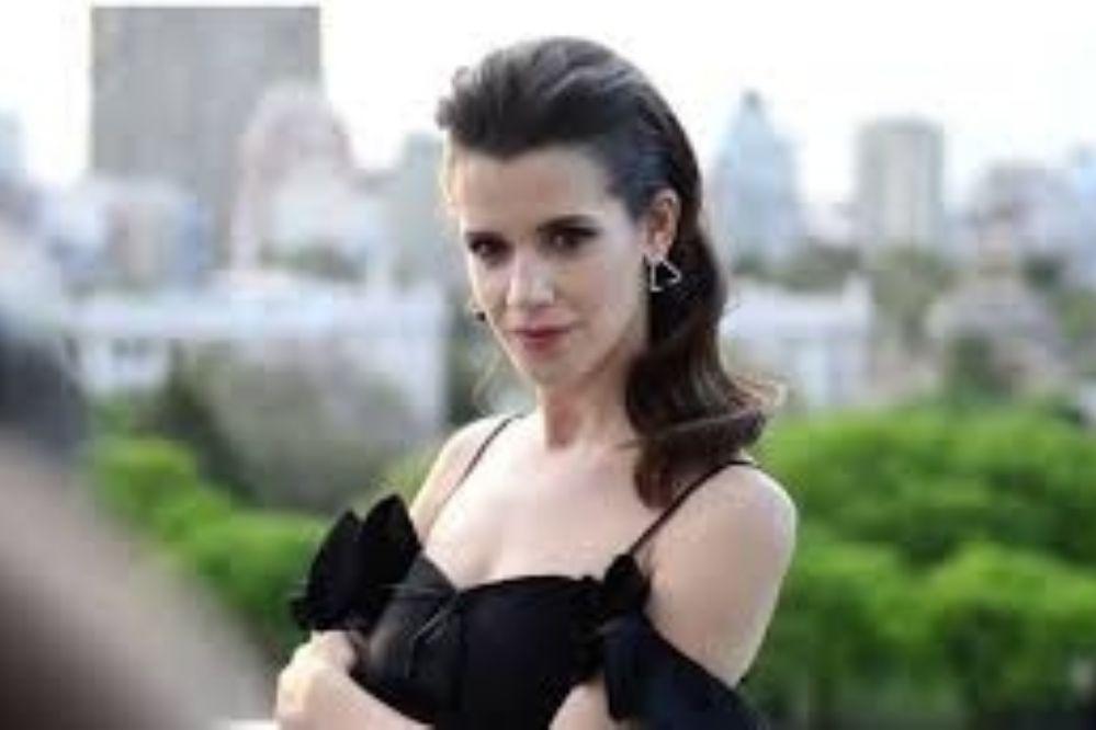 Una Estrella en Carlos Paz: Violeta Urtizberea fue a ver La Isla Encantada