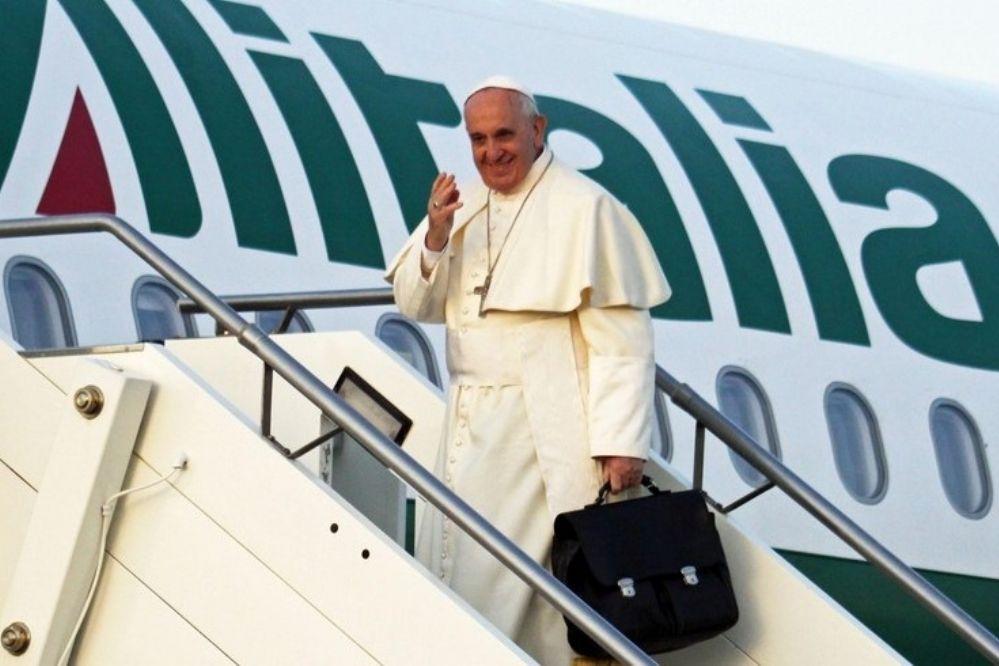 Mendoza puso en marcha un megaoperativo por la visita del Papa