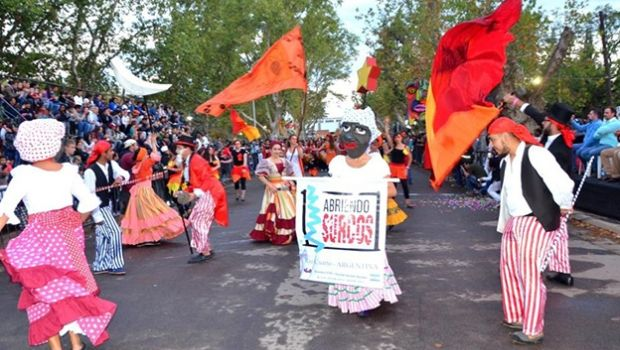 Más de 10 mil personas en los carnavales de Río Cuarto