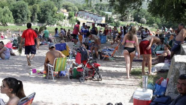 Récord histórico: 2,19 millones de turistas en el mejor feriado de carnaval
