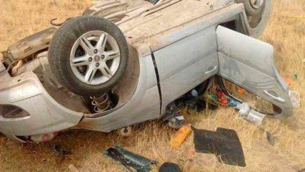 En un accidente murió un dirigente gremial y del PJ de La Pampa