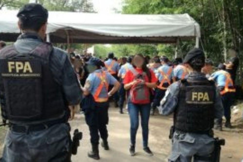 Balance de Cosquín de la UJ  Movil, FPA y operativos con la policía
