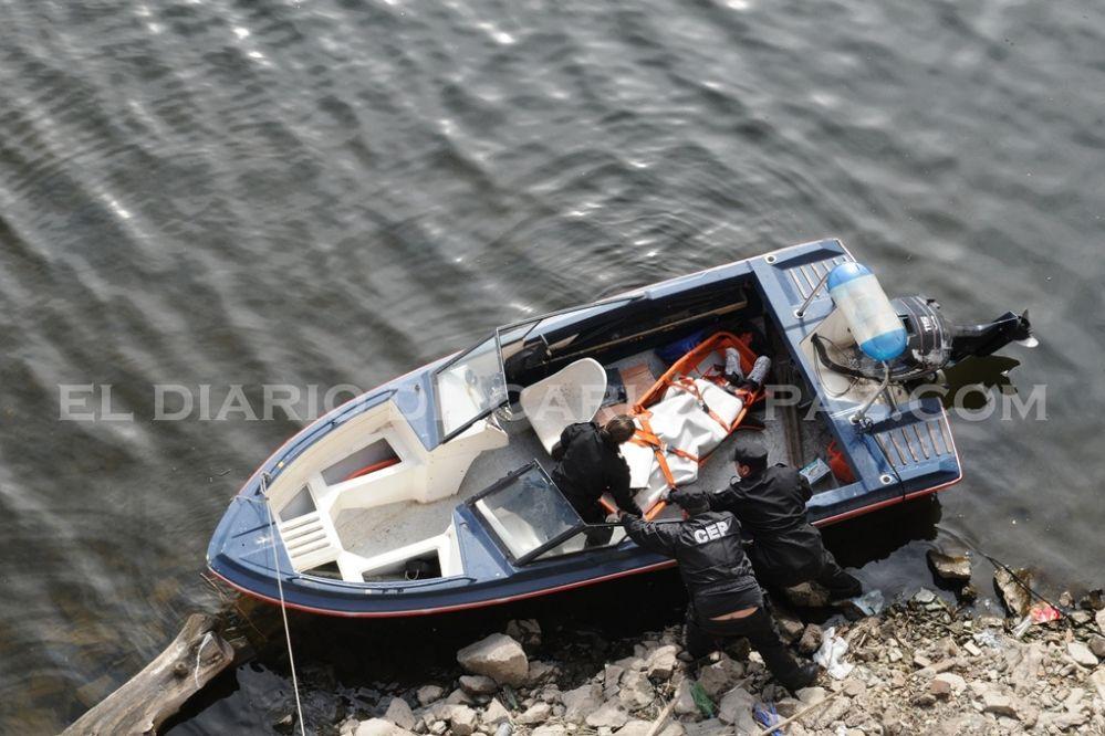 Tragedia en el San Roque: Estaban pescando, cayó al lago y murió ahogado