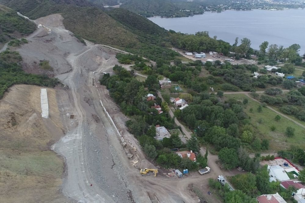 Sigue la polémica por el impacto ambiental de la autovía de Punilla