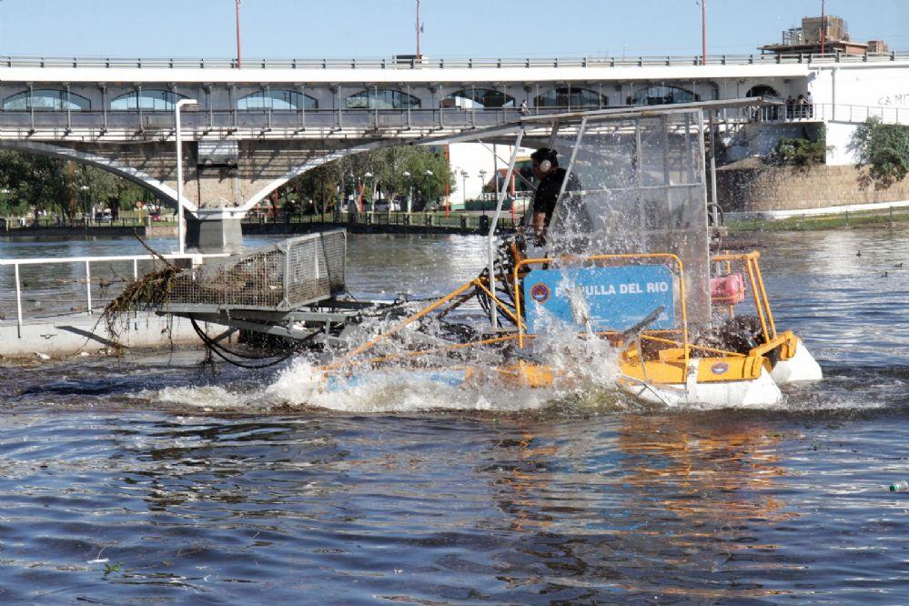 Las crecientes trajeron la imagen más dolorosa del río San Antonio