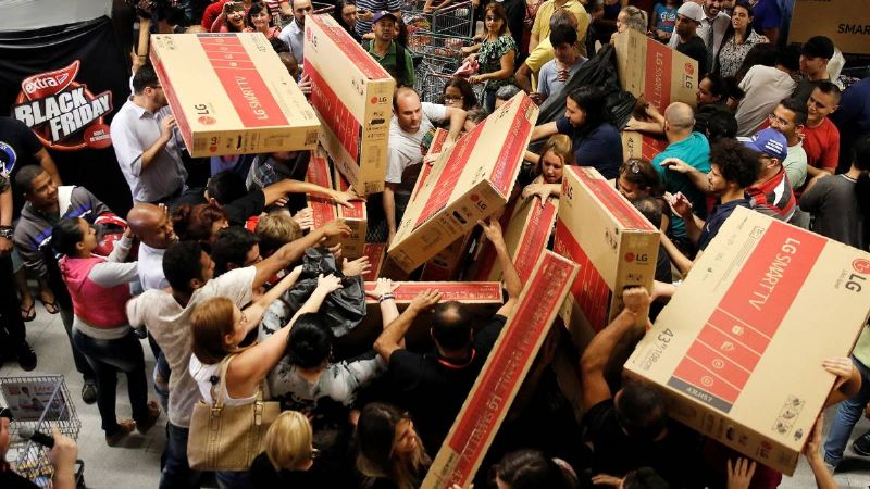 Chile: Black friday