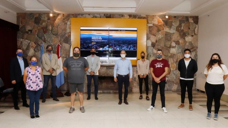 Made in Carlos Paz: Una vidriera virtual para los emprendedores locales