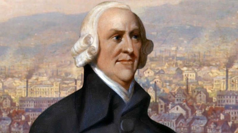 Entre Adam Smith y el futuro, la plaga