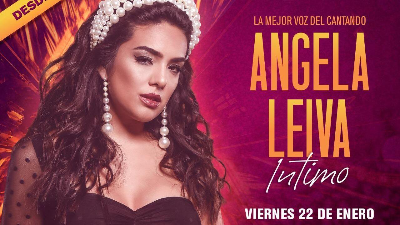 Angela Leiva dará dos conciertos en las sierras cordobesas - El Diario de Carlos Paz