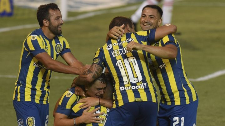 Rosario Central venció en su estadio a Argentinos Juniors